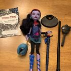 Monter High Jane Boolittle Doll With Sloth Pet
