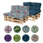 SS19 Prints Pallet Sofa Cushions Waterproof Euro Pallet Outdoor Garden Seating