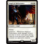 MTG SHADOWS OVER INNISTRAD * Angel of Deliverance - Condition: Good