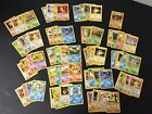 LARGE LOT OF 69 POKEMON CARDS Rares Commons And Uncommons Free Shipping