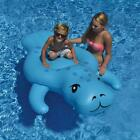 Swimline Manatee Ride On Swimming Pool Float Kids Inflatable Outdoor Summer New