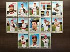 2019 Topps Heritage Base Team Sets ~ Pick your Team