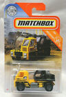 2019 MATCHBOX YELLOW MB XCAVATOR, MBX CONSTRUCTION SERIES #8/20, MB #25/100