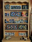 Talavera Address Plaques, House Numbers, Wall Decor, Home Decor, Ceramic Tile