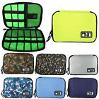 Cable Organizer Digital USB Earphone Gadget Storage Case Bag Travel Kit Pouch