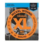 New D'Addario Double Ball-End Steinberger Guitar Strings - TransTrem Calibrated