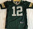 Aaron Rodgers Green Bay Packers #12 NFL Jersey Youth