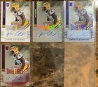 2015 KWON ALEXANDER PANINI CONTENDERS DRAFT PICKS RC AUTO LOT OF 4 ROOKIE 49ERS