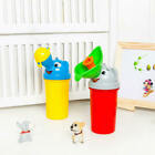 Portable Cute Kids Children Urinal Travel Camping Car Toilet Potty Pee Bottle DS image