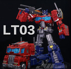 HOT LgendaryToys Transformers LT03 Optimus Prime With rich weapon accessories