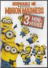 DISPICABLE  ME -  MOVIE MADNESS     DVD Animated Movie