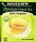 Bigelow Extra 100% Organic Chinese Green Tea, Individually Wrapped