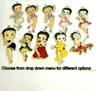 Betty Boop 10 Enamel Charms Different Designs & Colours Jewellery making Craft £5.99 GBP on eBay