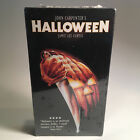 Halloween VHS Factory Sealed H Seam New Michael Meyers Horror 1997 SV10271