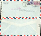1942 WWII Censored, US - SOUTH ARICA, #C27, 2 #831 PREXIES, $1.10, NO SUCH RATE!