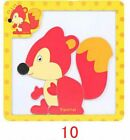 Children Wooden Puzzle Montessori Toys Educational Learning Puzzle Magnetic 3D