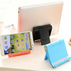 Universal Desktop Foldable Adjustable Stand Mini Holder for Tablet PC Phone XS
