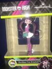 "Holiday Ornament Christmas Ornament Monster High Doll With Present New 4"" 10cm"