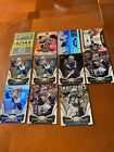 New Enfland Patriots Brady Edelman Card Lot. Plus More. Panini Points