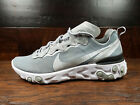 Nike React Element 55 (Metallic Silver / White) [BQ6166-007] NSW Mens 8-12