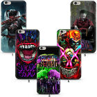 Suicide Squad DC Comics Phone Case Cover iPhone 4 5 6 7 8 X Xr Xs Max Leather
