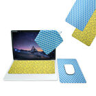 KAEMPFER 3 in 1 Portable Mouse Pad Keyboard Protector Microfiber Cleaning Cloth