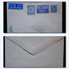 UNUSED AIR MAIL RATE NEWFOULDLAND TO PLYMOUTH ENGLAND CANADA COVER