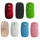 2.4GHz Wireless Optical Mouse USB Receiver Adjustable DPI for PC Laptop Computer