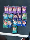 Lot Of 17 Vintage 90s Mcdonals Beani Babies TY New In Package