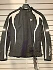 Triumph Ladies Motorcycle Jacket Textile Drift Jacket CE Armor Liner All Sizes $99.99 USD on eBay