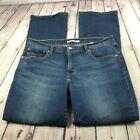 Levi's Women's 415 Relaxed Bootcut Jeans Dark Wash 5 Pocket Size 31
