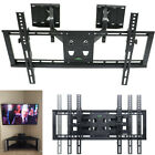 Flat Screen Corner TV Wall Mount Bracket Universal fr Samsung &Most Brand 32-65""