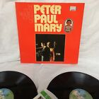 2LP - PETER, PAUL AND MARY / THE MOST BEATIFUL SONGS OF PETER, PAUL AND MARY  /