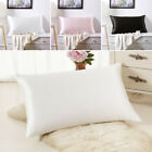 100% Pure Silk anti-age Both Side pillowcases For Hair & Facial image