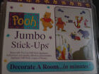 Priss Prints~WINNIE the POOH~ Jumbo Stick -Ups -Removeable~New in Package