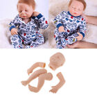 MagiDeal 20'' Neborn Baby Kits Vinyl Head Arms Legs for Neborn Baby Doll #1