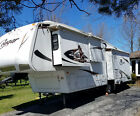 2010 Keystone Cougar 5th Wheel 36 Ft 326 MKS