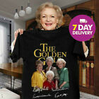 The Golden Girls Signature T-Shirt Black Cotton Full Size image