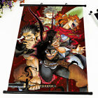 NEW Anime Poster  Black Clover GAME Sexy Home Decor Wall Scroll 60*90CM Gift #G4