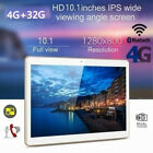 10.1'' 4 32G Tablet PC Android 6.0 Octa Core 4G RAM 32G ROM HD WIFI Dual Sim 3G