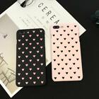 Cute eart Love ard Sell Mattig Pone Case for iPone XS Max XS XR X 8 7 Plus K7U8