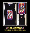 VTG Evel Knievel 70s Ideal Harley Davidson Motorcycle women 90s Tank Top T-shirt $34.2 USD on eBay