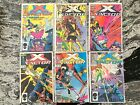 X-Factor Comic Book Lot Of 6 (#12,13,14,16,17,18) Marvel 9.8 NM/MT image