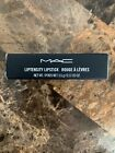 MAC BLUE BEAT( Deep dark blue) LIPTENSITY LIPSTICK NIB 100%AUTHENTIC