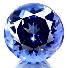 1.35ct IF-FLAWLESS RARE NATURAL D BLOCK BEST BLUE TANZANITE EARTH MINED GEMSTONE