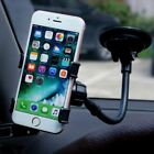 Universal Car Cell Phone Holder Iphone 7 6s plus SE Stand Samsung Flexible 360°
