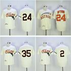 Houston Astros Colts 24 Wynn 35 Morgan 2 Fox Retro1964 Turn Back Jerseys Vintage on Ebay