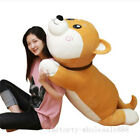 Giant Big Huge Shiba Inu Dog Plush Baby Soft Smiling Toys Doll Cuddly Kids Gifts