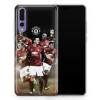 Manchester United FC Foothball Sport League Phone Case Cover for Huawei