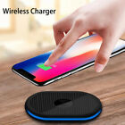 Qi Wireless Charger Charging Pad Mat Dock Stand Holder Cable for Cell Phone XS